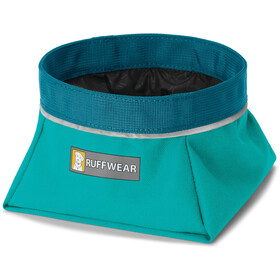 Ruffwear Quencher Ciotola, meltwater teal
